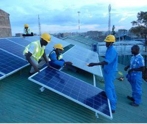 Solar Power Backup