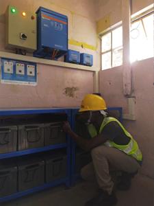 3.12KW Solar Power Solution Powering A School In Riruta Satelite Nairobi