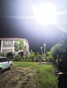 Solar Floodlighting At A Catholic Sisters Convent In Utawala- Nairobi